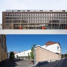 Matador - Le centre du design et le quartier Casernes primés